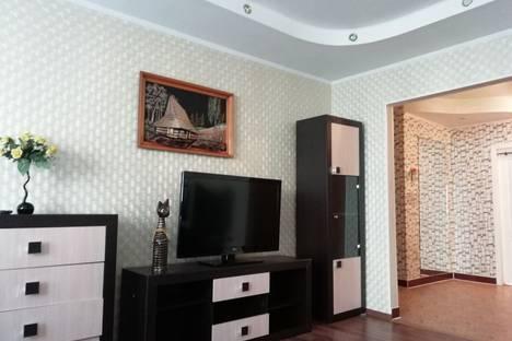 Сдается 3-комнатная квартира посуточно в Светлогорске, улица Социалистическая, 51а.