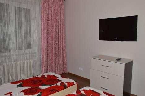 Сдается 3-комнатная квартира посуточнов Мегионе, улица Строителей, 2.