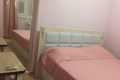 Сдается 1-комнатная квартира посуточно в Краснодаре, Октябрьская улица 73 кв 5.