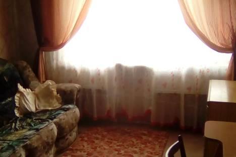 Сдается 1-комнатная квартира посуточнов Томске, улица Бирюкова, 10.