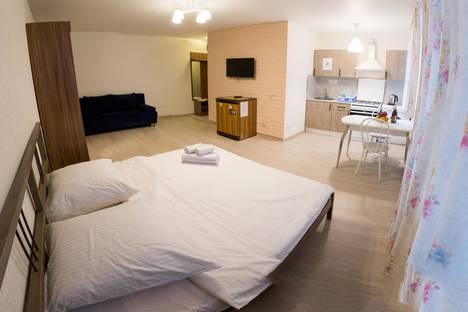 Сдается 1-комнатная квартира посуточно в Тюмени, улица Московский тракт, 18.