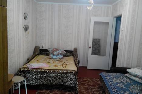 Сдается 1-комнатная квартира посуточно в Новом Свете, Крым,улица Голицына 36.