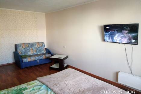 Сдается 1-комнатная квартира посуточно в Люберцах, Московская область,улица Воинов-Интернационалистов, 16.
