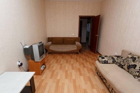 Сдается 1-комнатная квартира посуточнов Оренбурге, Краснознаменная улица, 58/1.