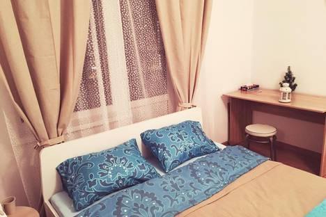 Сдается 1-комнатная квартира посуточно, Санкт-Петербург, Воронцовский бульвар, 12.
