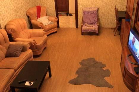 Сдается 1-комнатная квартира посуточно в Одинцове, Можайское шоссе, 45А.