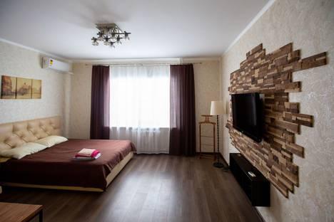 Сдается 1-комнатная квартира посуточно в Липецке, Петра Смородина улица, 11.