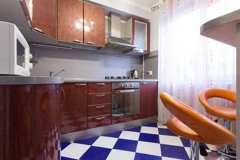 Сдается 3-комнатная квартира посуточно в Астрахани, Астраханская область,улица Татищева корпус 18.