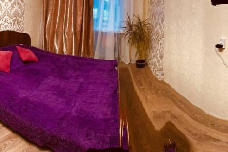 Сдается 3-комнатная квартира посуточно в Смоленске, улица Кирова, 49.