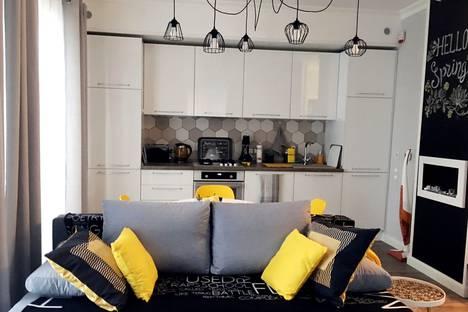 Сдается 1-комнатная квартира посуточно в Зеленоградске, улица Балтийская, 17.