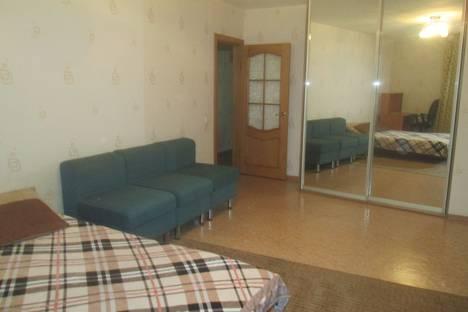 Сдается 1-комнатная квартира посуточно в Томске, улица Елизаровых 56.