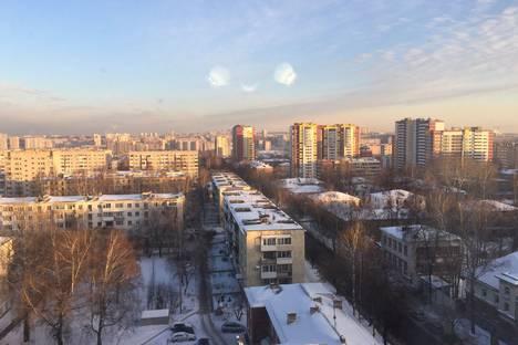 Сдается 1-комнатная квартира посуточнов Ижевске, улица 30 лет Победы, 30.