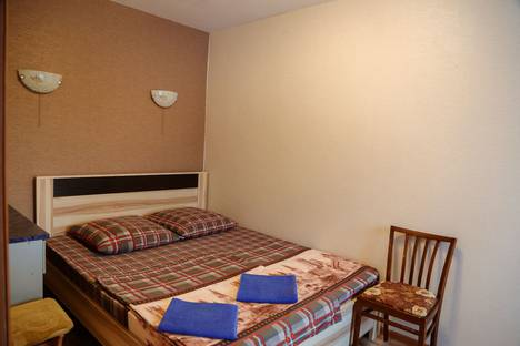 Сдается 2-комнатная квартира посуточно в Ухте, улица Бушуева, 5а.