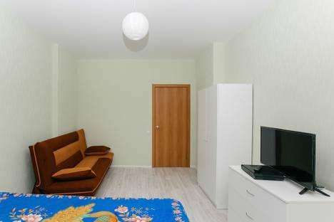 Сдается 1-комнатная квартира посуточно в Люберцах, улица Урицкого, 14.