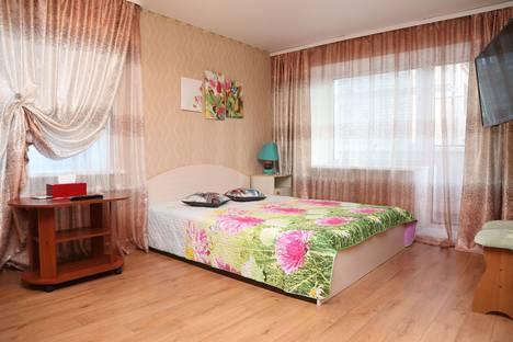 Сдается 1-комнатная квартира посуточнов Хабаровске, улица Шеронова, 127.