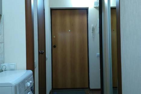 Сдается 1-комнатная квартира посуточнов Екатеринбурге, улица Юмашева, 6.