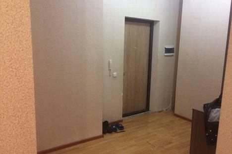 Сдается 2-комнатная квартира посуточно в Астане, ул Кенесары 4.