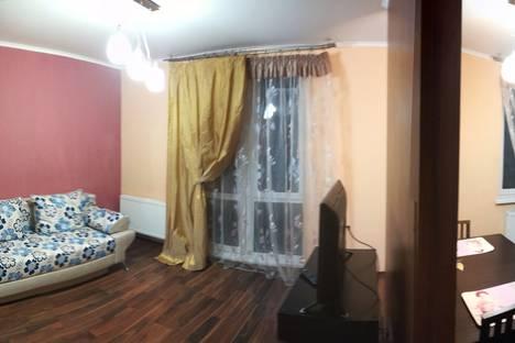 Сдается 1-комнатная квартира посуточнов Тюмени, улица Эрвье 24 корпус 2.