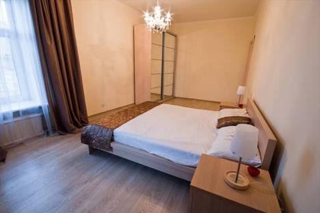 Сдается 2-комнатная квартира посуточнов Лобне, Ракетный бульвар, 3.