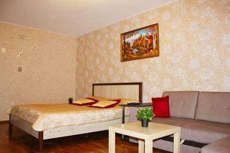 Сдается 1-комнатная квартира посуточно, улица Карякина, 22.