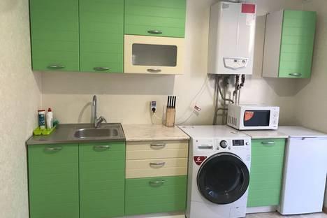 Сдается 1-комнатная квартира посуточно во Владикавказе, улица Зураба Магкаева 12/7.