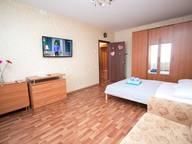 Сдается посуточно 1-комнатная квартира в Новосибирске. 38 м кв. улица Спортивная, 4
