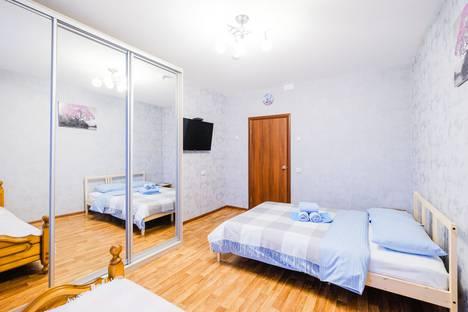 Сдается 1-комнатная квартира посуточно в Новосибирске, улица Титова, 234/1.
