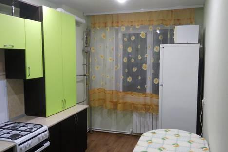 Сдается 1-комнатная квартира посуточно в Ульяновске, Камышинская улица, 89а.