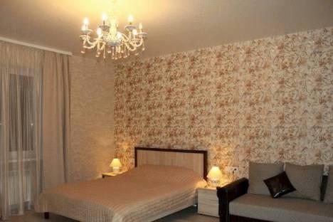 Сдается 1-комнатная квартира посуточнов Витязеве, улица Горького, 63.
