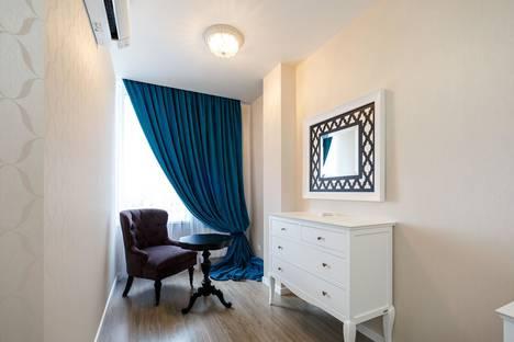 Сдается 3-комнатная квартира посуточно в Адлере, улица Куйбышева, 21.