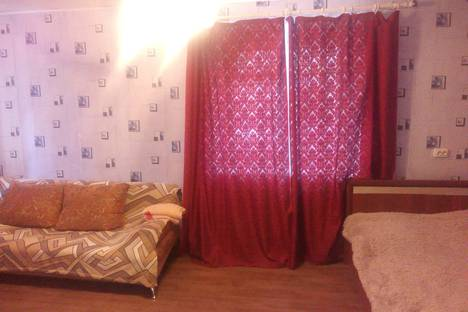 Сдается 1-комнатная квартира посуточнов Екатеринбурге, улица Ильича, 20.