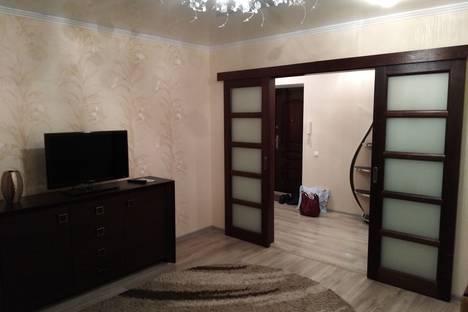 Сдается 1-комнатная квартира посуточно в Пинске, улица Солнечная, 64.