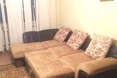 Сдается 1-комнатная квартира посуточно в Надыме, улица Строителей, 3А.