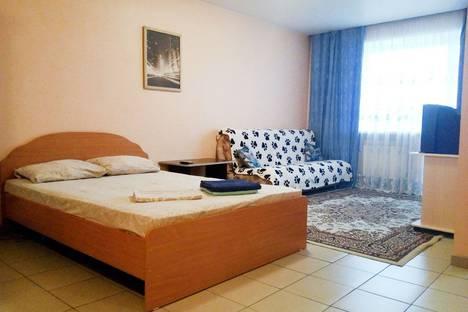 Сдается 1-комнатная квартира посуточно в Красноярске, улица Карла Маркса, 146.