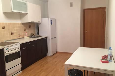 Сдается 1-комнатная квартира посуточнов Екатеринбурге, улица Баумана, 35.