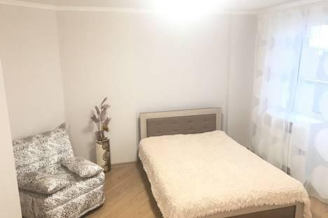 Сдается 1-комнатная квартира посуточнов Ижевске, Удмуртская улица, 266.