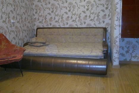 Сдается 1-комнатная квартира посуточно в Новороссийске, улица Шевченко, 55.