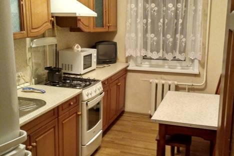 Сдается 2-комнатная квартира посуточно в Набережных Челнах, проспект Хасана Туфана, 10.