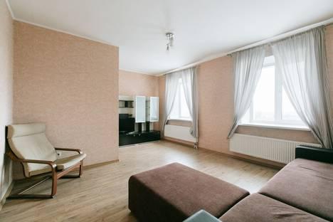 Сдается 3-комнатная квартира посуточно в Новосибирске, улица Добролюбова, 18/1.