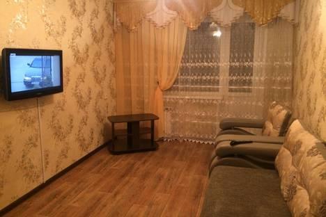 Сдается 2-комнатная квартира посуточно в Минусинске, улица Кретова, 17.