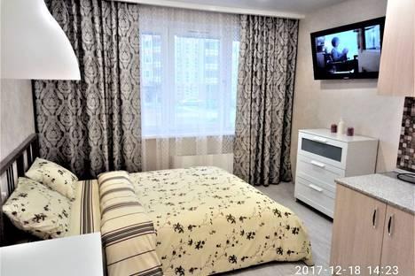 Сдается 1-комнатная квартира посуточно в Видном, Сухановская ул. 5.