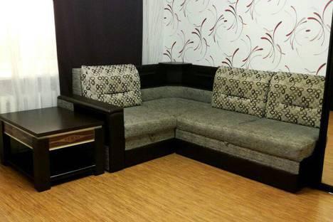 Сдается 1-комнатная квартира посуточно в Тобольске, 7 микрорайон, 45.