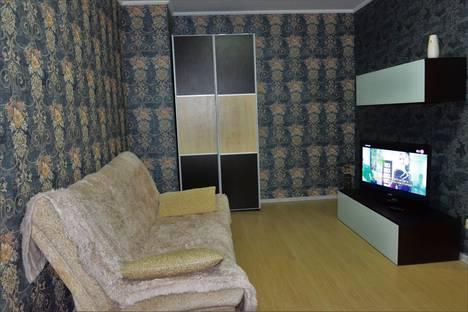 Сдается 1-комнатная квартира посуточно в Мытищах, Рождественская улица, 7.