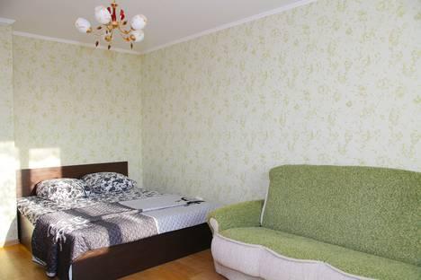 Сдается 1-комнатная квартира посуточново Владимире, улица Мира, 15.