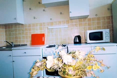 Сдается 1-комнатная квартира посуточно в Апрелевке, Березовая аллея улица д.5 к.1.
