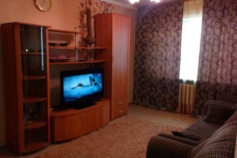 Сдается 2-комнатная квартира посуточно в Южно-Сахалинске, улица Пуркаева, 76.