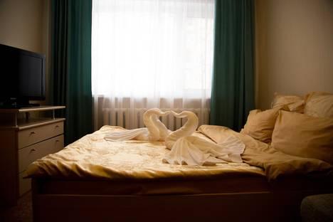 Сдается 1-комнатная квартира посуточнов Тюмени, Заводская улица, 2.
