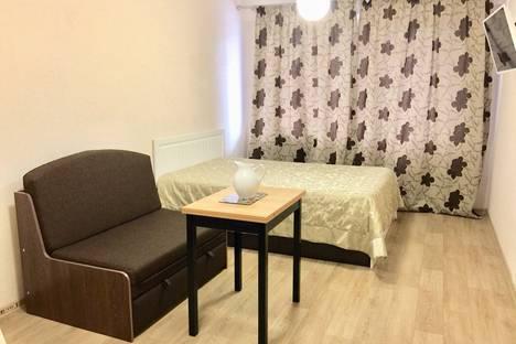 Сдается 1-комнатная квартира посуточно в Ижевске, Нижняя улица, 2.