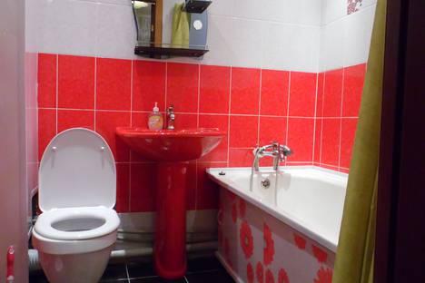 Сдается 1-комнатная квартира посуточно в Уральске, маметова 105.