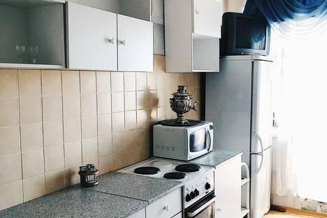 Сдается 1-комнатная квартира посуточно в Барнауле, переулок Ядринцева, 92.